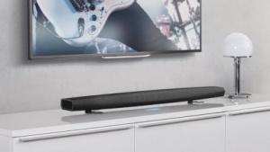 Die HEOS Soundbar für Fernseher (Bild: Denon), Soundbar
