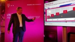 Der Technikchef der Telekom Deutschland, Walter Goldenits
