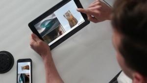 Superscreen - Aus dem Smartphone wird ein Tablet