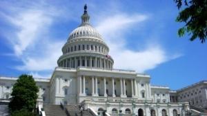 Das Kapitol in Washington D.C. - Der Sitz des US-Kongresses.