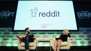 Reddit-Mitgründer Alexis Ohanian bei einem öffentlichen Auftritt in New York (2015)