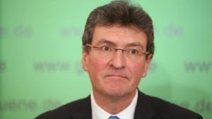 Dieter Lauinger (Grüne), Justizminister in Thüringen