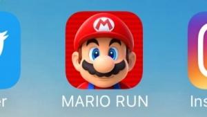 Logo von Super Mario Run