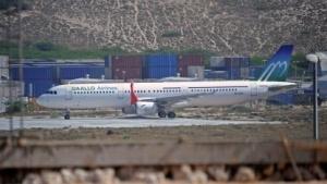 Ein Flugzeug der Daallo Airlines musste nach der Explosion eines manipulierten Laptops notlanden.