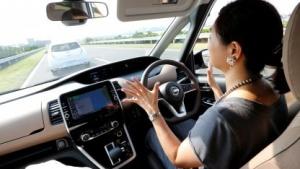 Wohin mit den Händen, wenn das Auto künftig selbst lenkt?