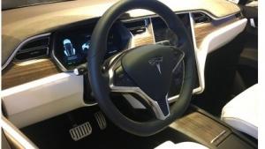 Tesla-Cockpit