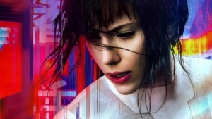 Filmposter von Ghost in the Shell