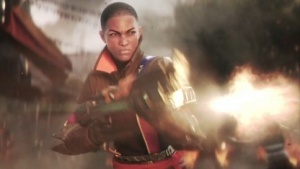 Szene aus dem ersten Trailer von Destiny 2