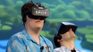 Palmer Luckey kann sich jetzt dem Aufbau seiner Hawaiihemdensammlung widmen.