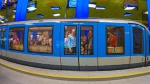 LTE-1800-Start in der Münchner U-Bahn