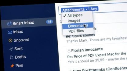 E-Mail-Client Spark