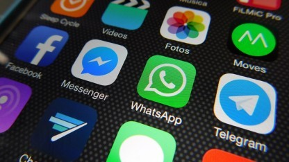 Whatsapp führt noch mehr Verschlüsselung ein.
