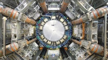 LHC-Experiment Atlas: Was passiert im Kern?