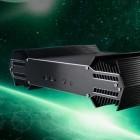 Akasa Galatico: Passivgehäuse soll Intels Skull-Canyon-NUC lautlos kühlen