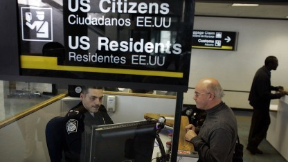 Die Einreise in die USA könnte für ausländische Fachkräfte schwerer werden.