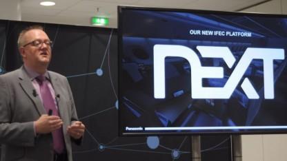 Panasonic kündigt auf der AIX die nächste Android-IFE-Version an.
