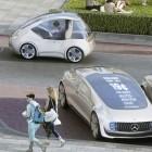 Kooperation mit Bosch: Daimler will Taxifahrer so schnell wie möglich ersetzen