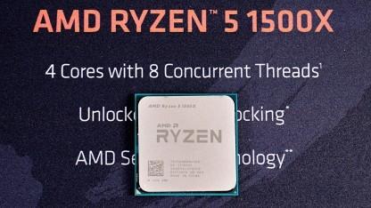 Ryzen 5 1500X