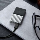 Western Digital: Mini-SSD in externem Gehäuse schafft 512 MByte pro Sekunde