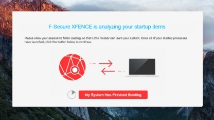 Xfence von F-Secure