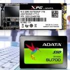SX7000 und SU700: Adata bringt Einsteiger-SSDs mit NVMe und Sata