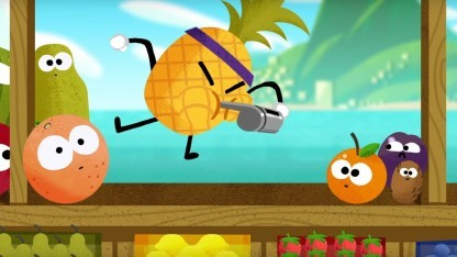 Spiele wie die Doodle Fruit Games zu den Olympischen Spielen 2016 waren offenbar nicht das, was Noah Falstein weiter entwickeln wollte.