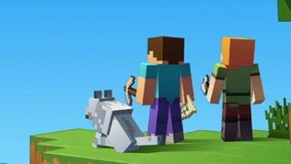 Der Market Place in Minecraft startet im Frühjahr 2017.