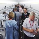 Mobilfunk: Telefonieren im Flugzeug bleibt in den USA verboten