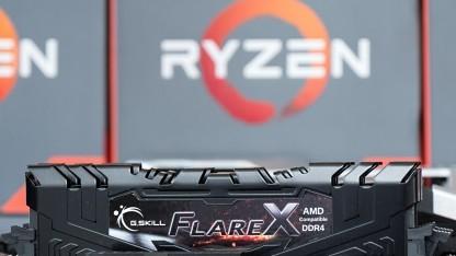 RAM-Overclocking getestet: Ryzen profitiert von DDR4-3200