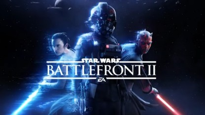 Der erste Trailer von Star Wars Battlefront 2 ist da.