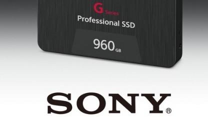 Sony hat bald zwei Video-SSDs im Angebot.