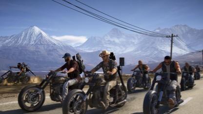 Die Death Riders sind eine Motorradgang in Narco Road.