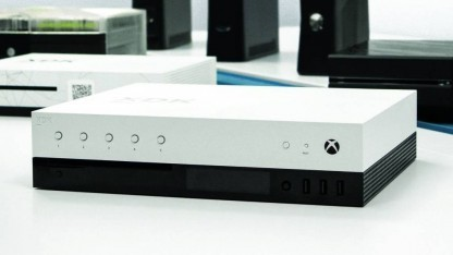 Dev Kit der Xbox Scorpio