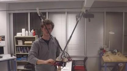 Roboter Tarzan: energieeffiziente Fortbewegung des Faultiers als Vorbild.