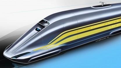 NGT Cargo: auf geeigneten Strecken Höchstgeschwindigkeit von 400 km/h