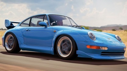 Porsche in Forza Horizon 3