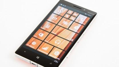 So sollen Microsofts Smartphones in Zukunft nicht mehr aussehen.