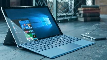 Die erste Windows-10-Version sollte aktualisiert werden.