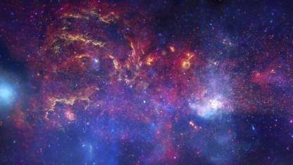 Milchstraße (Symbolbild): Niemand versteht die Quantenphysik.