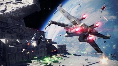 Star Wars Battlefront 2 setzt auf Multiplayergefechte mit dedizierten Servern.