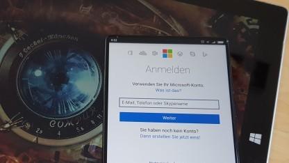 Microsoft schafft Passwort für eigene Services ab