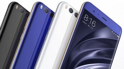Das neue Mi 6 von Xiaomi