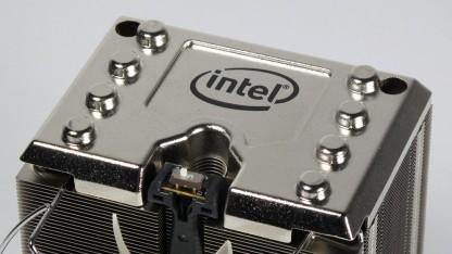 Boxed-Kühler eines Core i7-980X