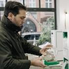 Bonaverde: Von einem, den das Kaffeerösten das Fürchten lehrte