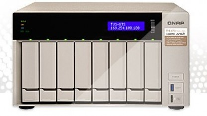 NAS-Geräte von Qnap sind verwundbar und sollten gepatcht werden.