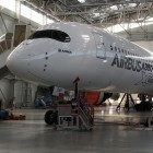 Airbus A350-1000XWB: Ein Blick ins Innere eines Testflugzeugs