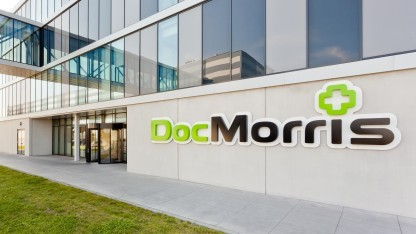 Konzernsitz von Docmorris