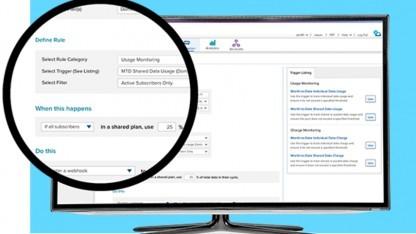 In der Software lassen sich verschiedene Nutzungsregeln einstellen.