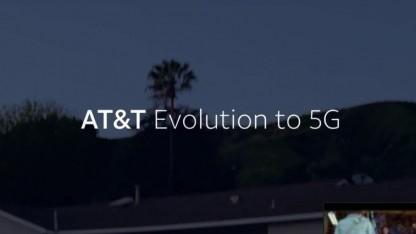 AT&T Werbung