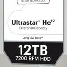 Ultrastar He12: HGST liefert seine 12-Terabyte-Festplatte aus